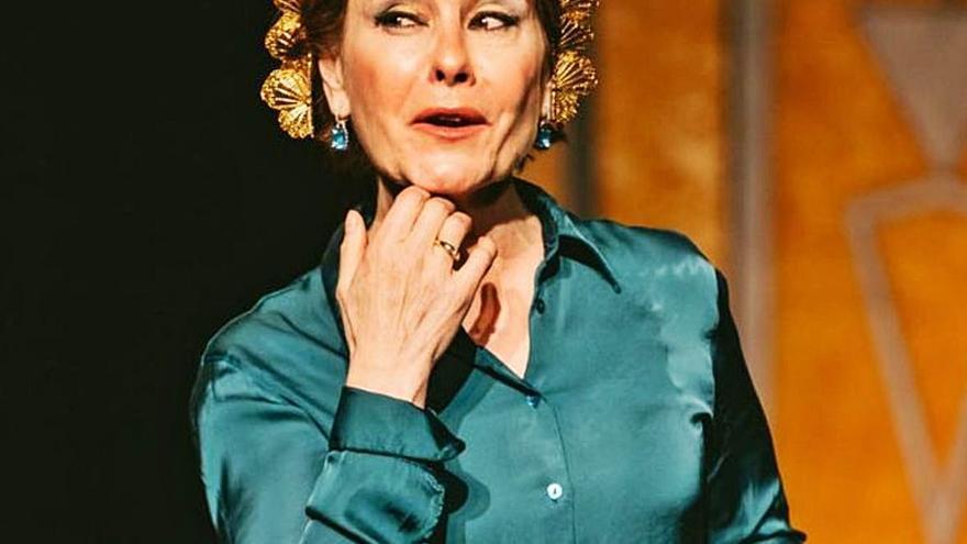 María Bayo y la Orquesta del Mariinsky actuarán en el Villegas