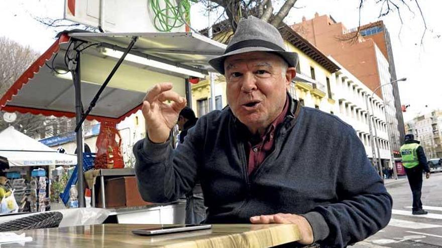 Dieser Mann weiß alles über Traditionen auf Mallorca