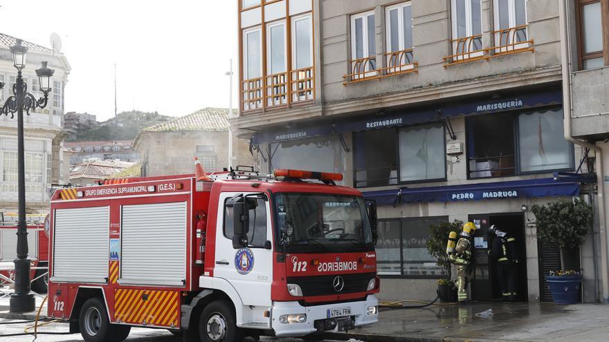 Sábado sin bomberos en el Val Miñor
