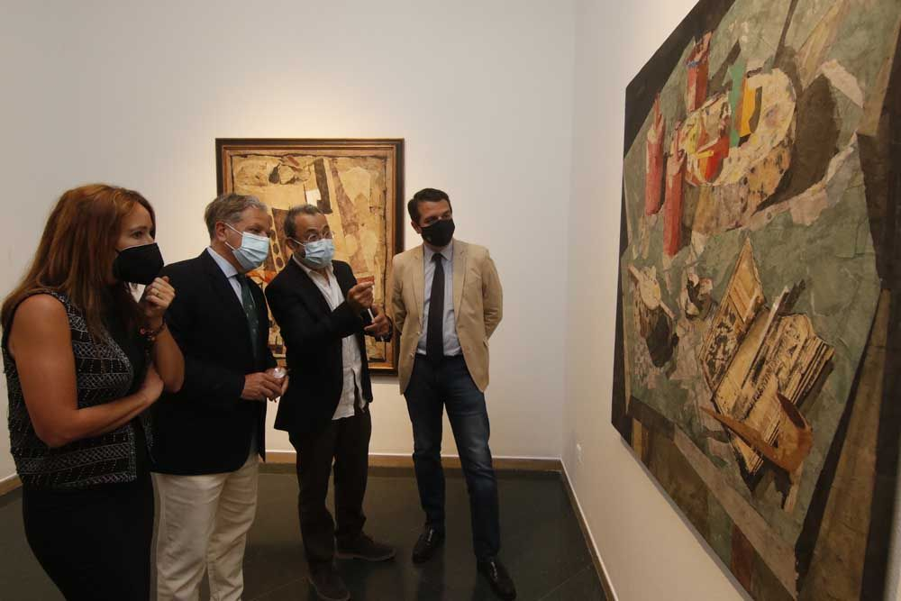 Los bodegones de Miguel Rasero en Vimcorsa