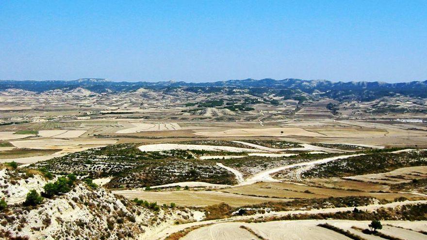 La DGA se suma al rechazo de los alcaldes al Parque Nacional de las Estepas de Monegros