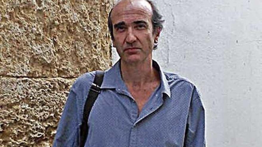 """Onofre Garcías: """"'Elige bien tus recuerdos' es un libro experimental"""""""