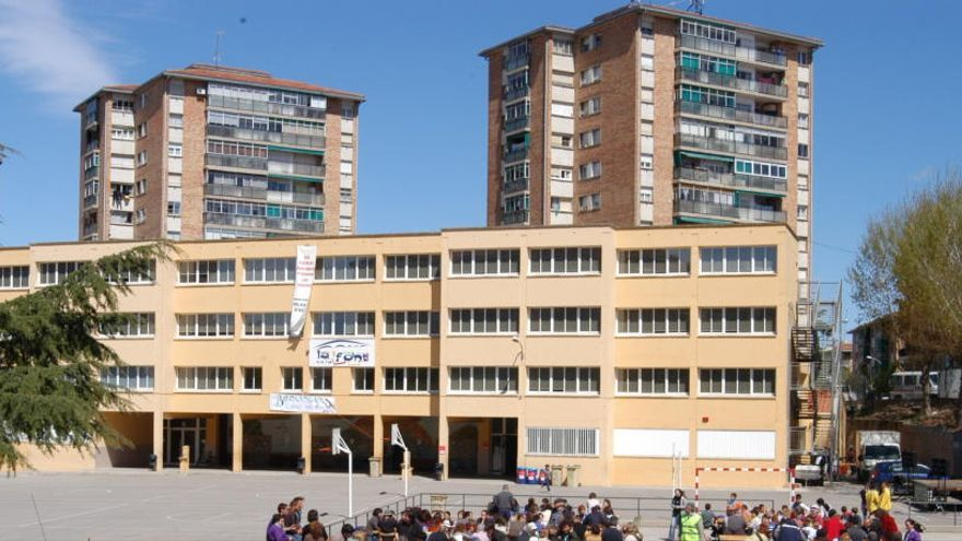 Crisi a l'escola La Font: 15 dels 31 mestres de l'últim curs han decidit marxar del centre