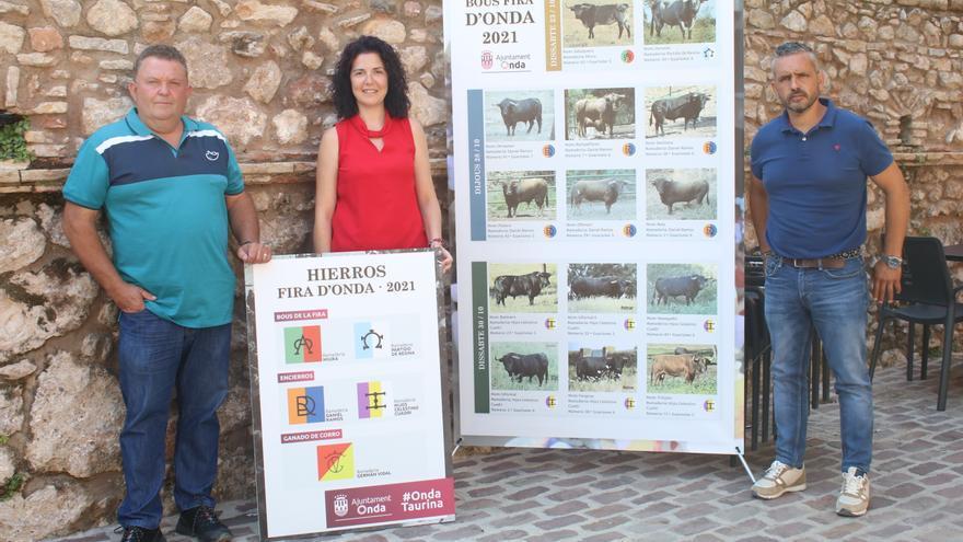 Onda exhibirá toros de Miura, Partido Resina, Daniel Ramos y Cuadri en la Fira