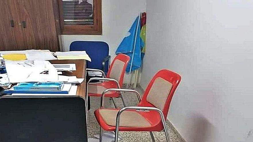 El PP de Favara denuncia un robo en el despacho que usan sus ediles en el ayuntamiento