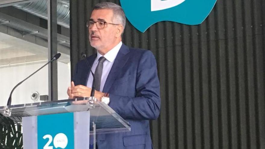 Baleària recorta beneficios por la apertura de líneas con Canarias y África