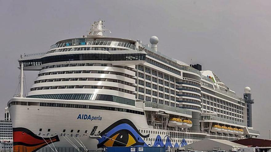 Denuncian que solo Baleares carece de protocolo de cruceros en el Mediterráneo