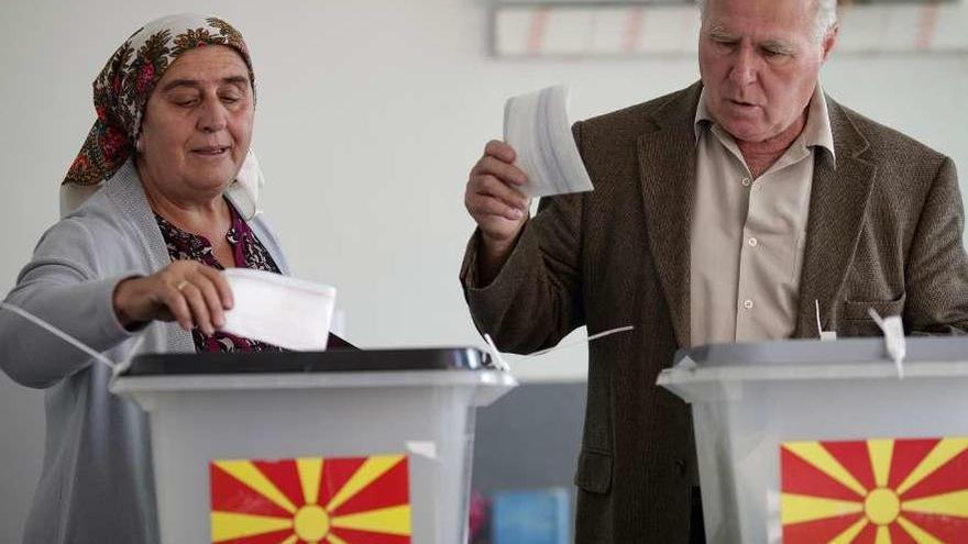 Fracasa el referéndum para el cambio de nombre de Macedonia por falta de 'quorum'