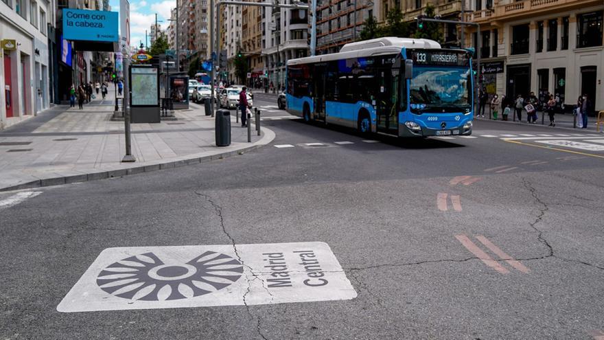 El Supremo tumba 'Madrid Central'