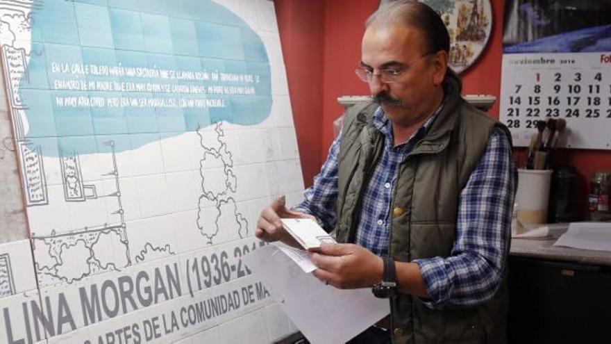 El homenaje que rendirá La Latina a Lina Morgan        se cuece en Alzira