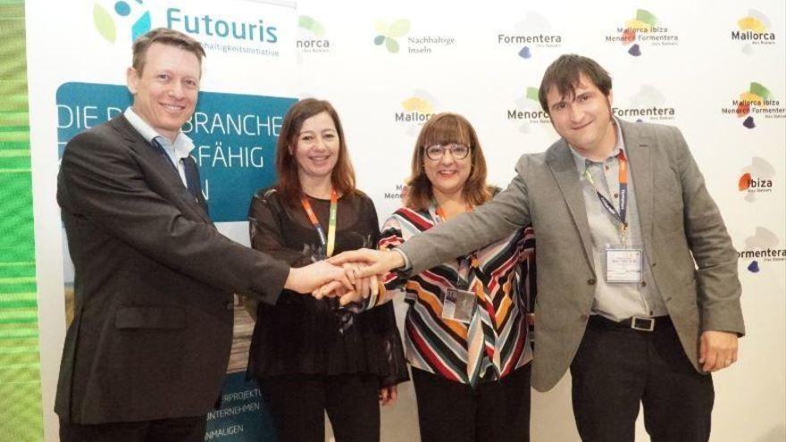 Mallorca schließt Anti-Plastik-Deal auf Tourismusmesse ITB