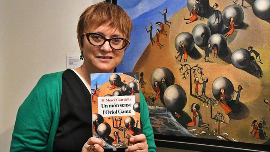 Club de lectura de narrativa amb M. Mercè Cuartiella