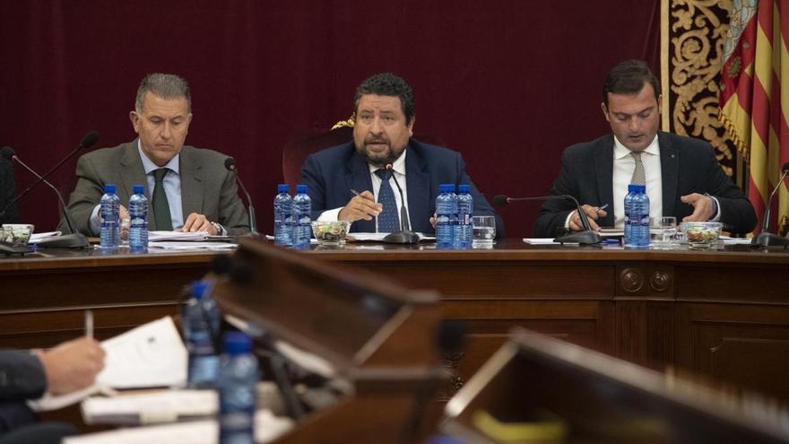 Diputación urge al Consell a firmar las obras de Penyeta este mes para no perder el dinero