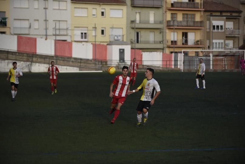 El derbi Berga-Gironella