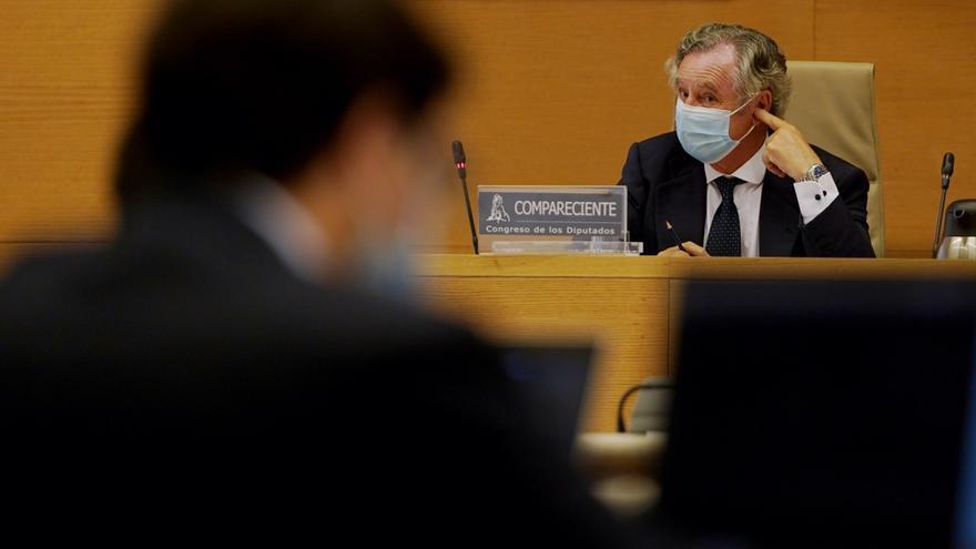 López del Hierro se desliga del PP y guarda silencio ante la comisión del Congreso sobre la 'Kitchen'