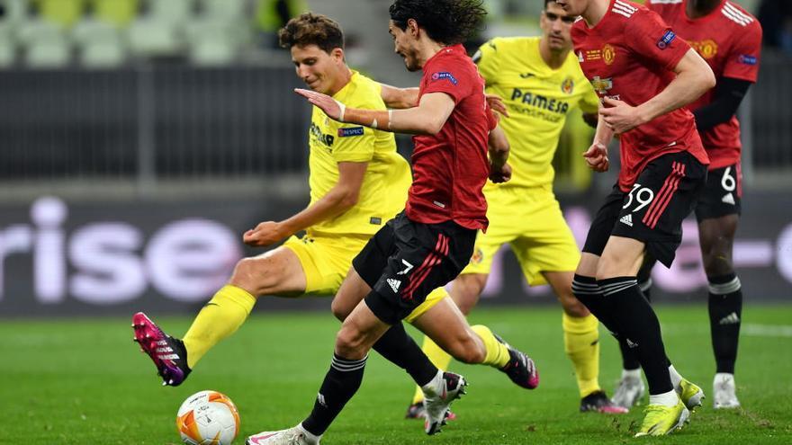 El Villarreal se hace fuerte frente al Manchester United