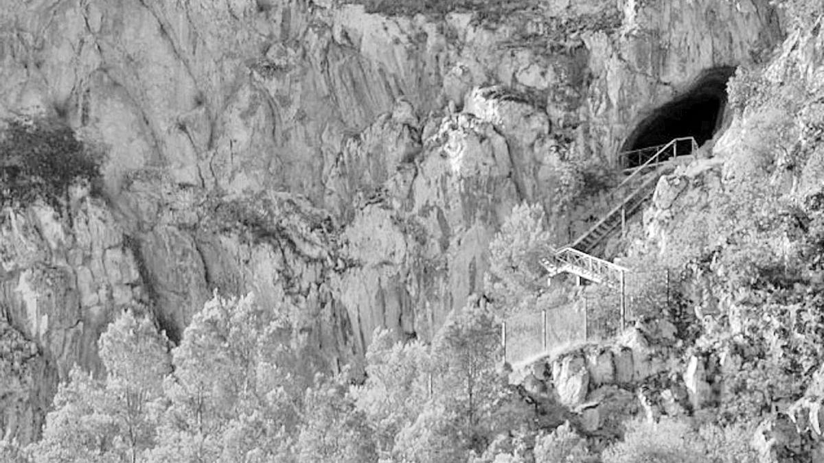 La cueva de Belda, en Cuevas de San Marcos