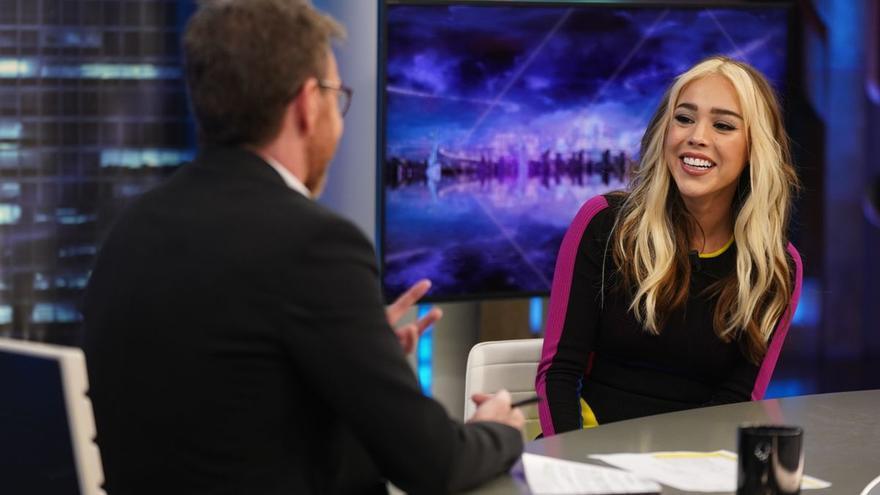 """Danna Paola revela las razones que le llevaron a dejar 'Élite': """"Lucrecía vivía en mí"""""""