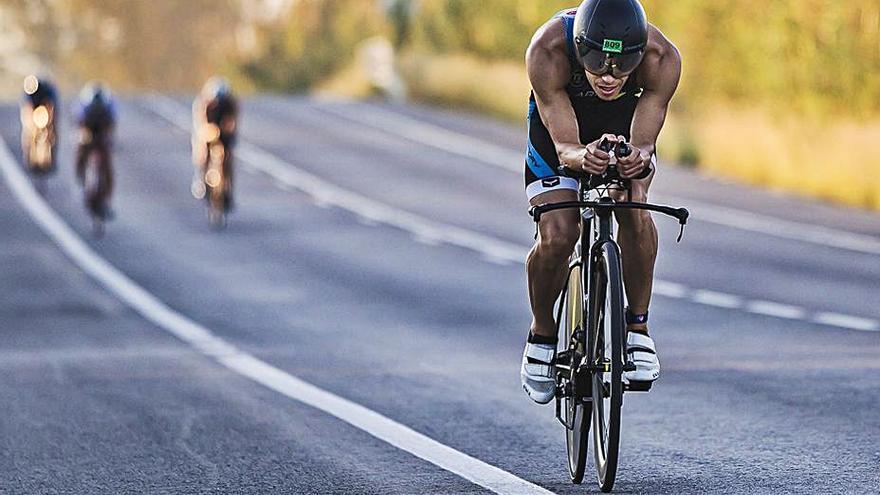 Plata autonómica para el triatleta Jose Arnau