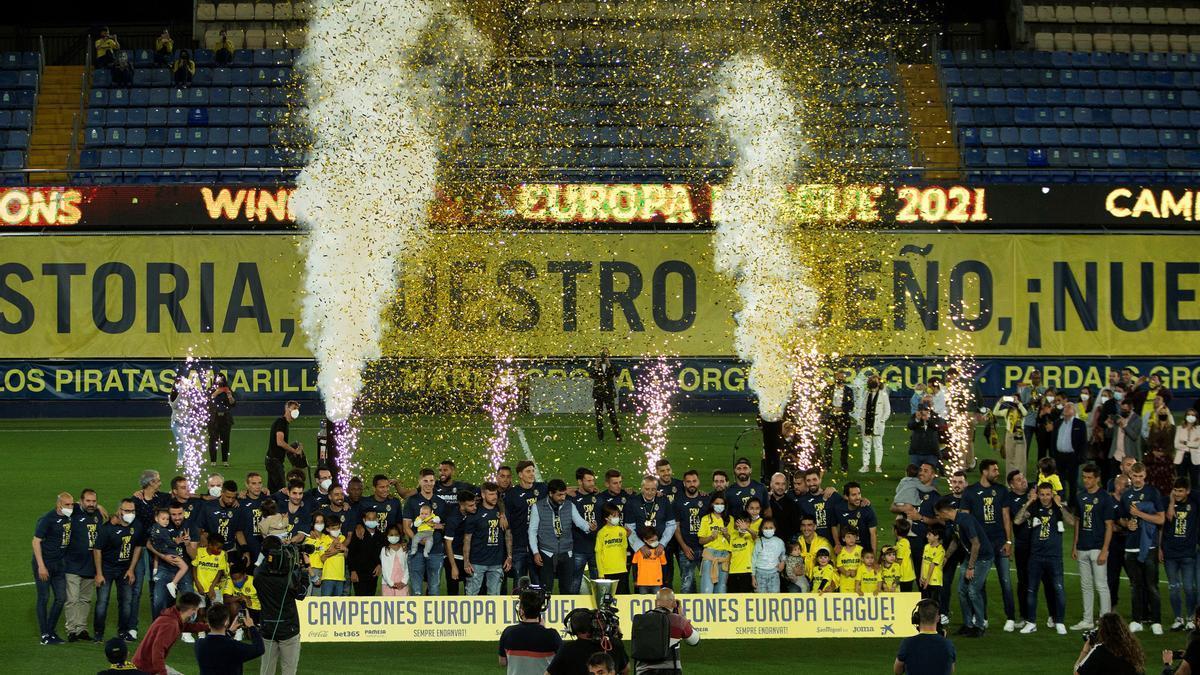 Imagen de las celebraciones de este jueves en La Cerámica