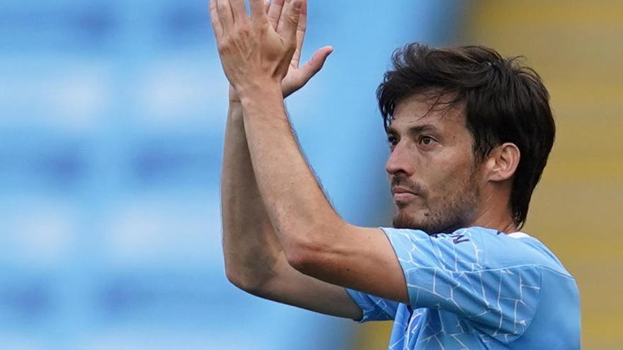 La Real Sociedad ficha a David Silva por dos temporadas