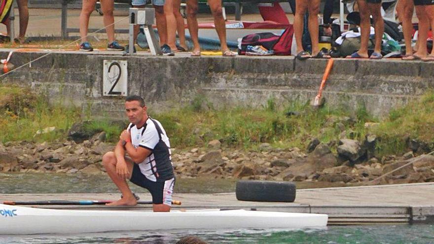 David Barreiro logra plaza para competir en Hungría