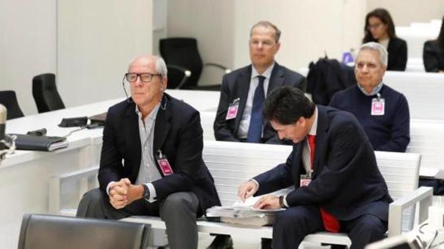 La Audiencia Nacional absuelve a la excúpula de Caixanova