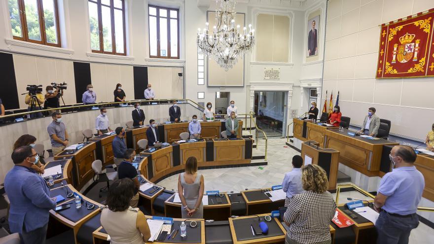 El PSOE reclama la convocatoria del Foro de Alcaldes y Alcaldesas para darles voz en la elaboración de los presupuestos de la Diputación