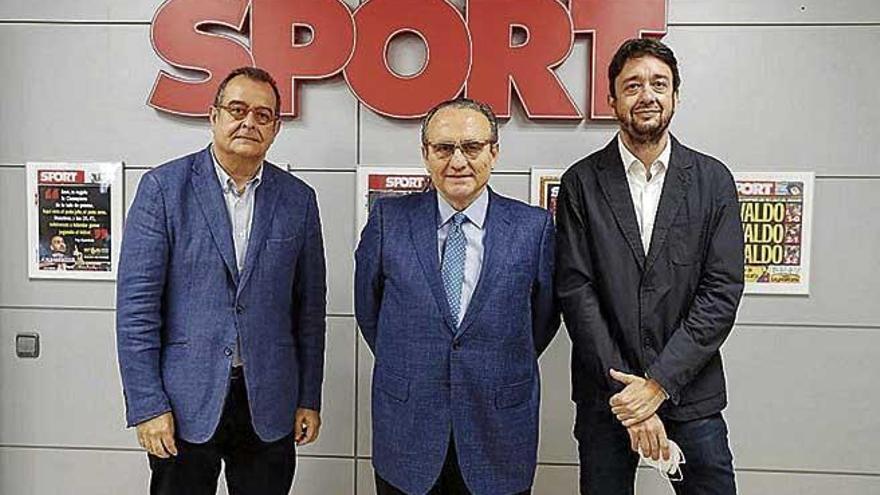 Albert Sáez dirigirá el diario 'Sport'