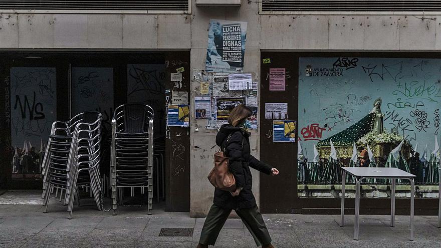 Los requisitos de las ayudas estatales dejan fuera a muchas empresas de Zamora