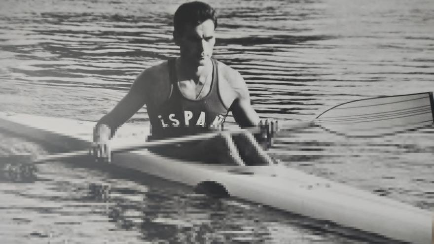 Fallece el piragüista Joaquín Larroya, ganador del Descenso Internacional del Sella en 1969