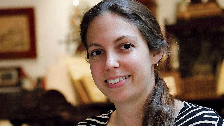 Diese Frau erweckt ein Antiquariat in Palma wieder zum Leben