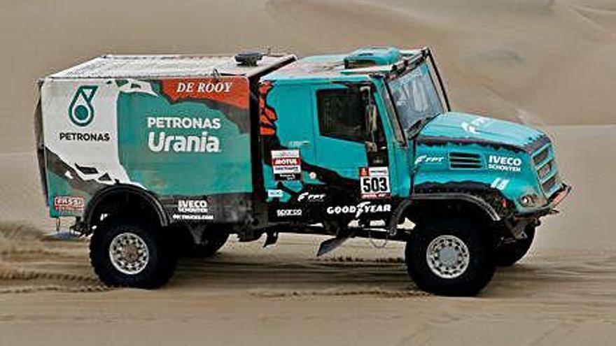 El Dakar amb més podis dels pilots de casa nostra arriba avui a la meta