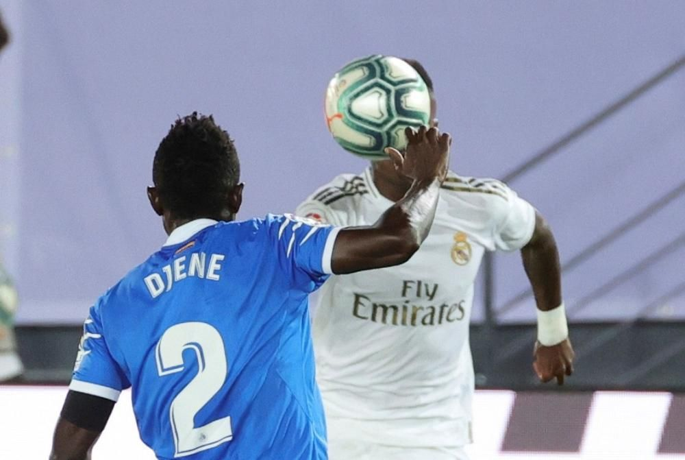 Real Madrid CF - Getafe CF