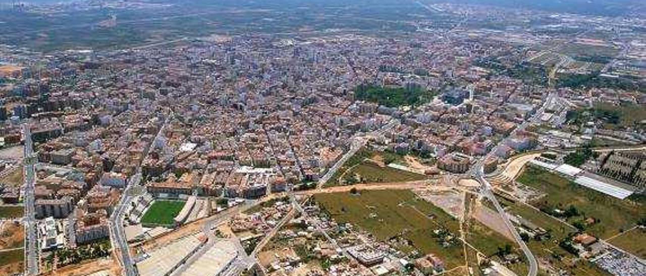 La falta de PGOU condiciona el futuro de Castelló.