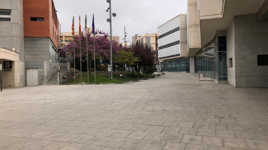 El CSIF demanda al Ayuntamiento de San Vicente por no dejarle estar en las mesas de negociación