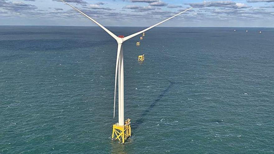 Windar y Navantia abren fábrica en Francia para el parque eólico Saint-Brieuc