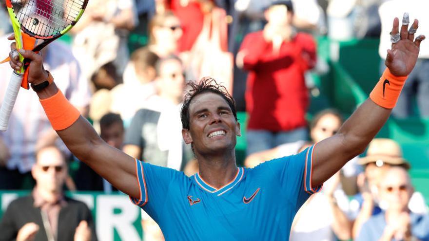 Nadal se impone a Pella y se clasifica para semifinales
