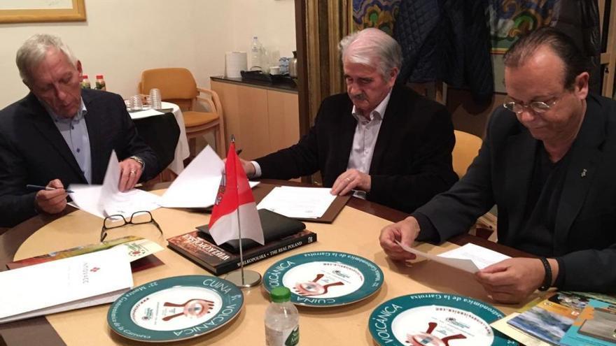 Una delegació del grup Leader polonès visita l'Alt Empordà i la Garrotxa
