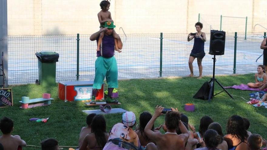 La piscina de Higueras inaugura la temporada de baño en Zamora capital