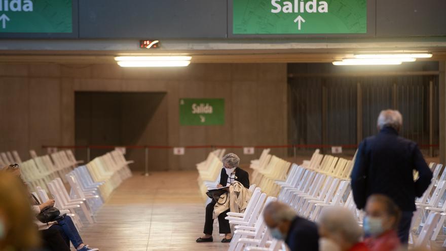Andalucía activa en Málaga 68 puntos de vacunación