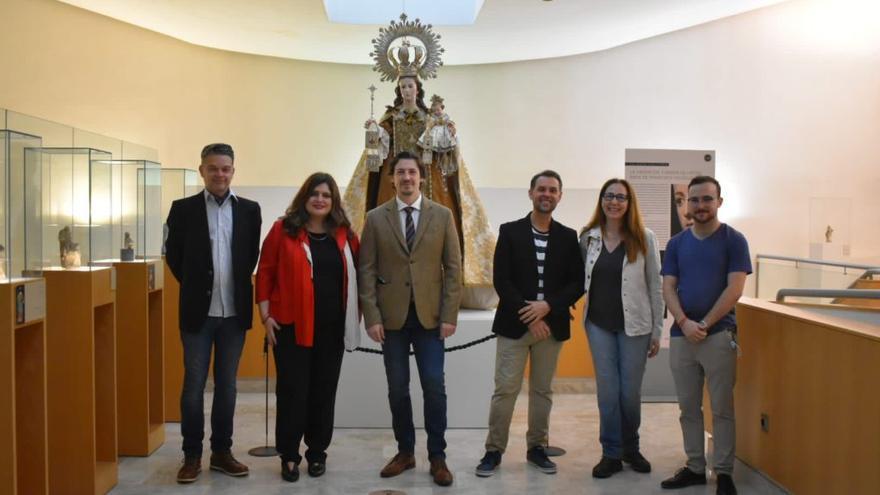 La Virgen del Carmen de Liétor: nueva obra invitada en el Museo Salzillo