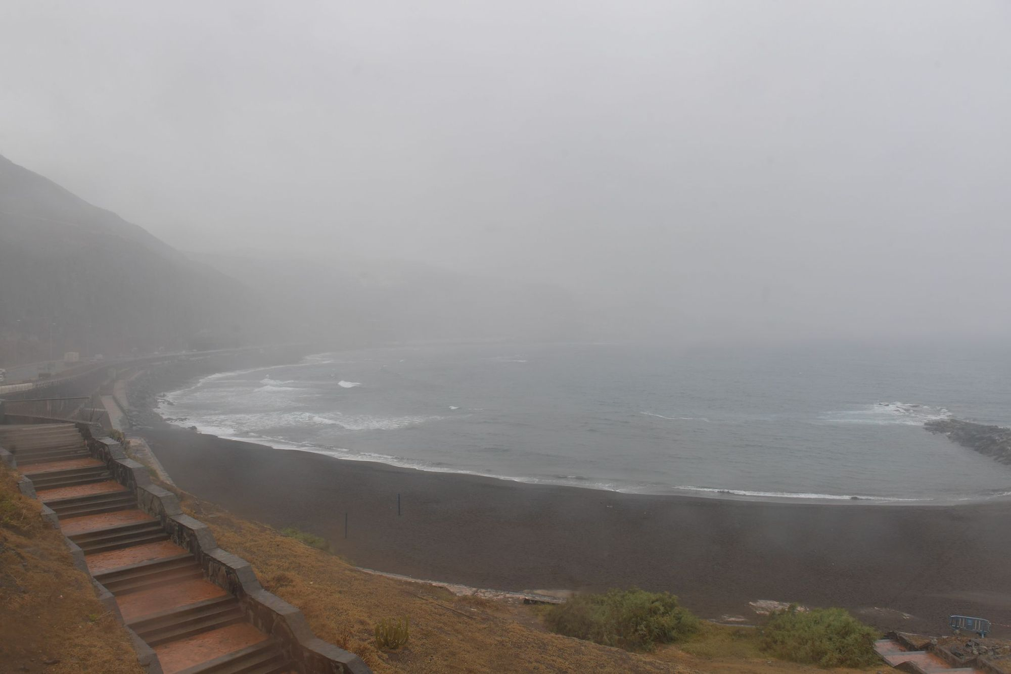 Tiempo en Gran Canaria (03/08/2021)
