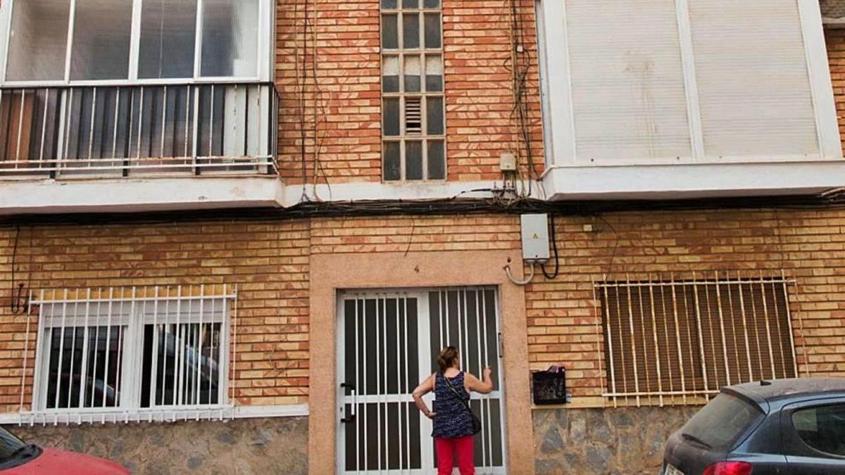 Viviendas sociales en Cartagena.