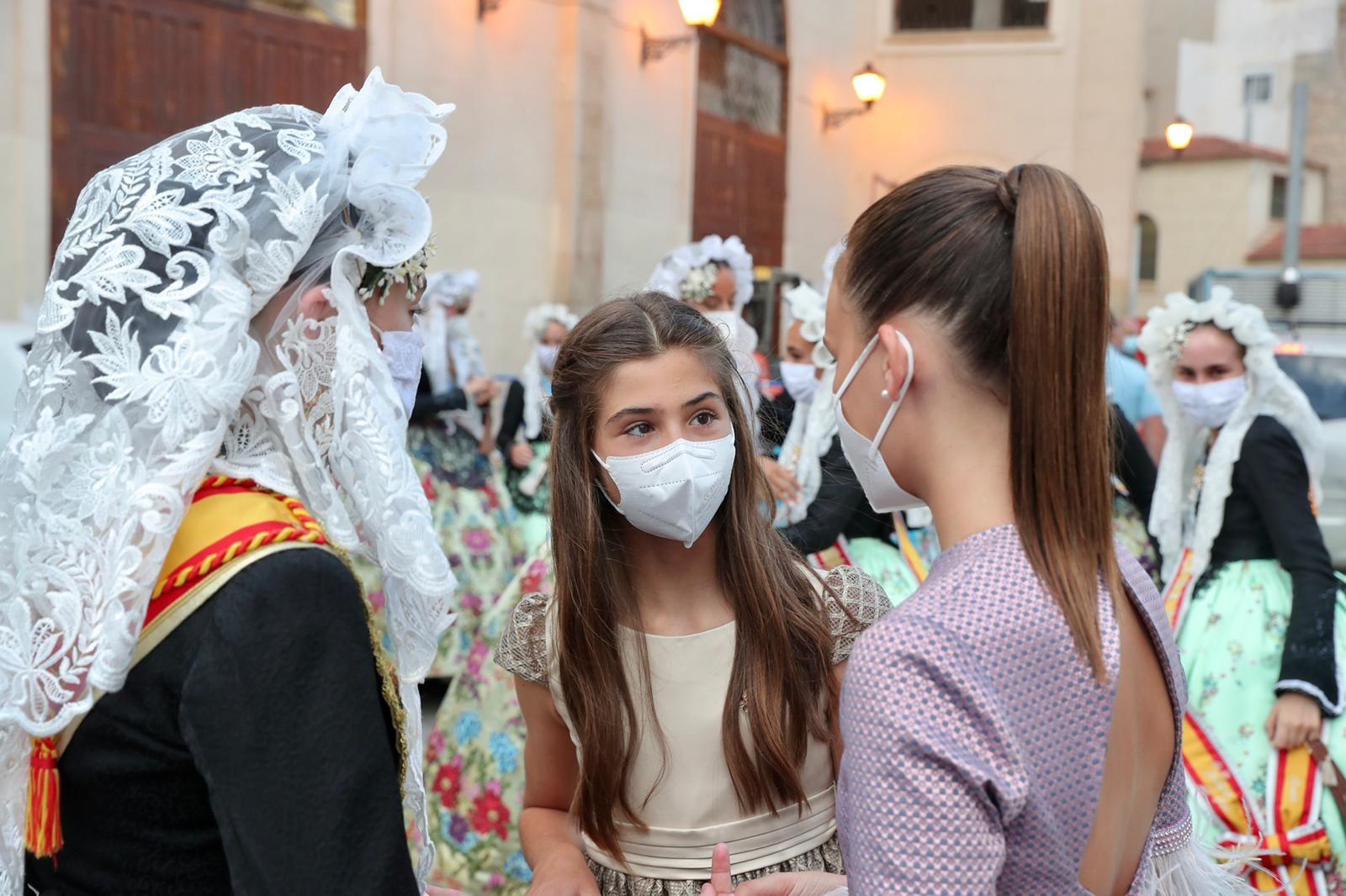 Alicante elige a su Bellesa infantil para dentro de un año