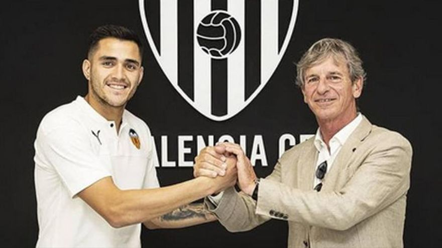 """Bossio: """"Es fundamental recuperar el ADN del Valencia"""""""