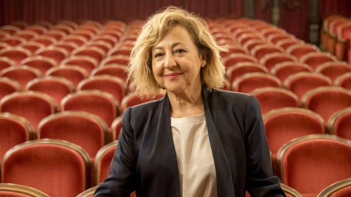 Carmen Machi.