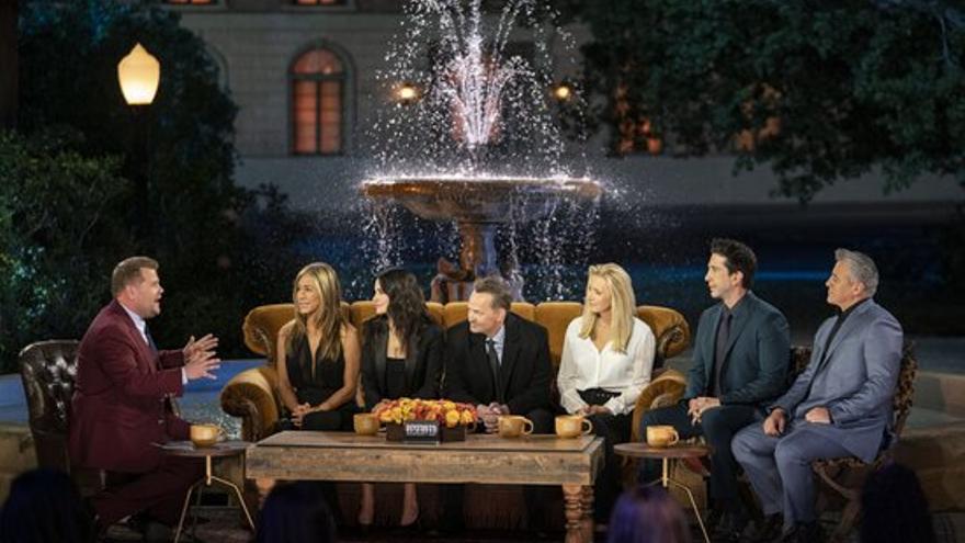 A quina hora es podrà veure la reunió de 'Friends' per HBO a Espanya?