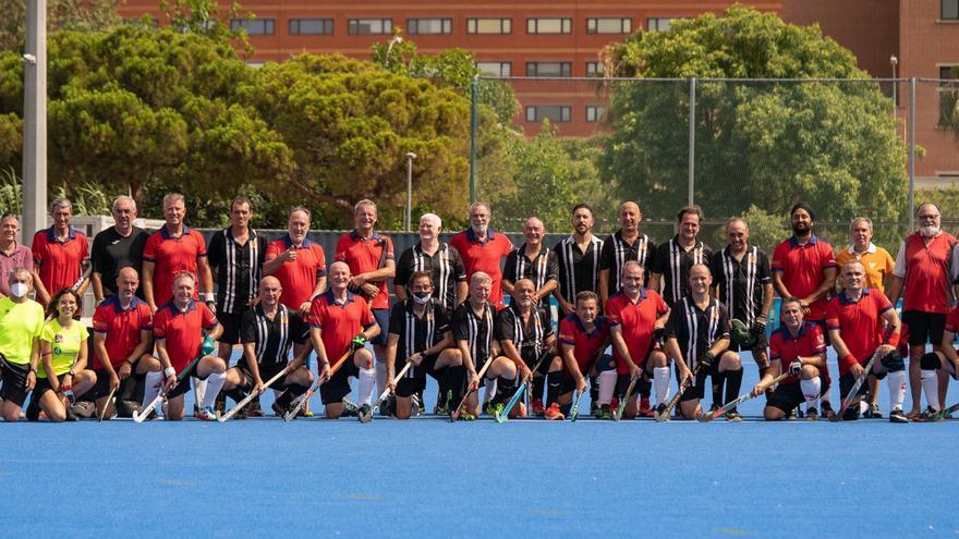 El Campeonato de España Máster +40 de Hockey llega a València