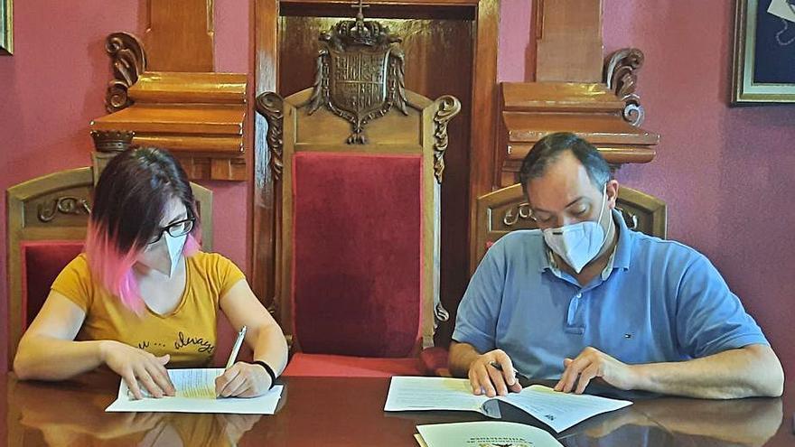 Villaviciosa aporta 34.650 euros a la promoción del comercio local